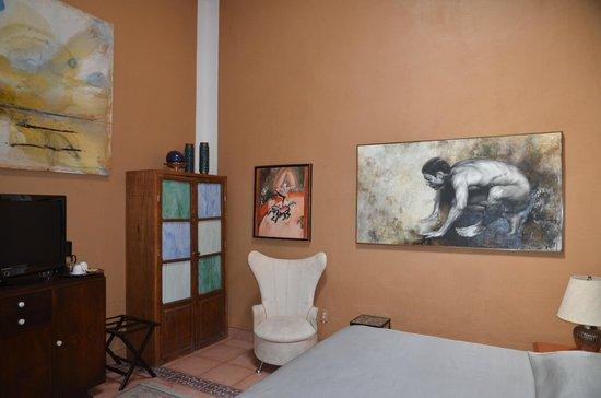 La Casa del Atrio : chambre # 4