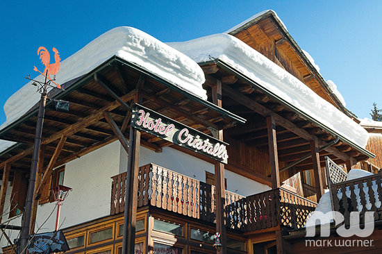 Chalet Hotel Cristallo