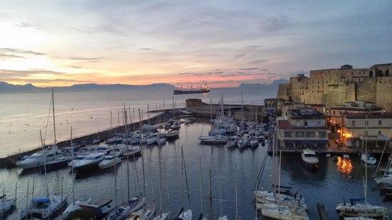 Grand Hotel Santa Lucia: La magnifica ALBA dalla camera