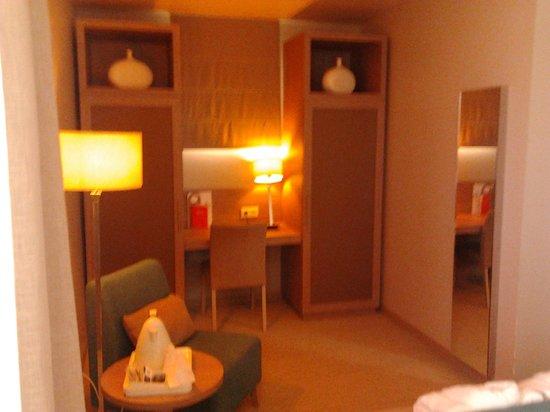 Grande Hotel de Povoa: QuartoSuperior