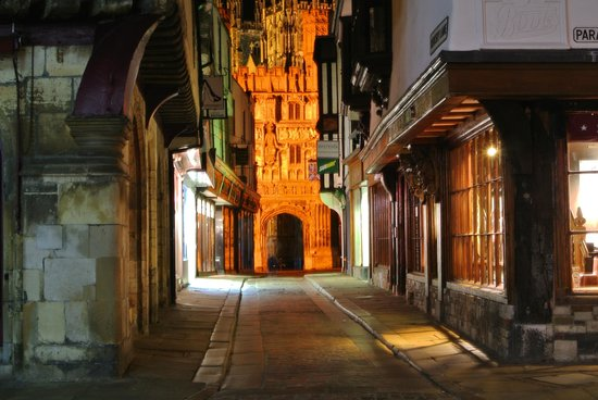 ‪Canterbury Ghost Tour‬