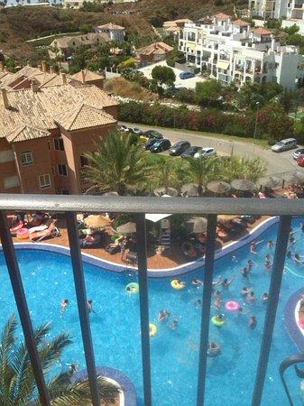 Hotel & Spa Benalmadena Palace : VISTA INMEJORABLE