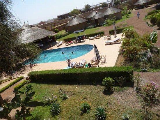 Grand Calao : pool