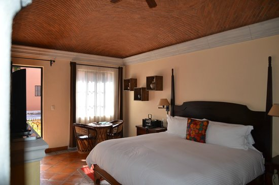 Antigua Capilla Bed and Breakfast: Mata Ortiz