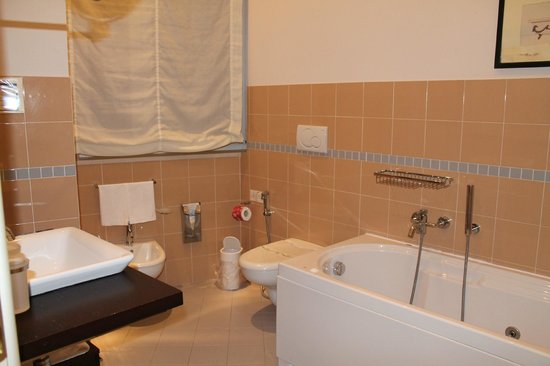 Domus Mariae Benessere: Bagno della camera