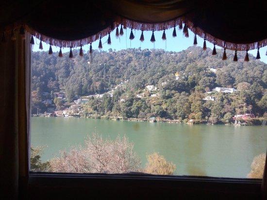 Hotel Pratap Regency : View from Regency Room
