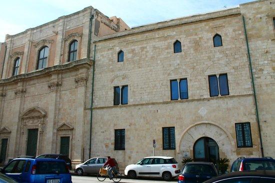 Domus Mariae Benessere: Hotel dall'esterno
