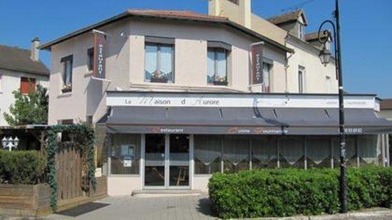 la maison d 39 aurore gargenville restaurant avis num ro de t l phone photos tripadvisor. Black Bedroom Furniture Sets. Home Design Ideas
