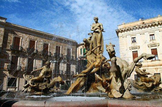 Domus Mariae Benessere: Piazza Archimede
