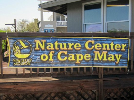 Nature Center of Cape May: The sign says it all!