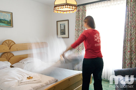 Chalet Hotel Schweizerhof Rooms