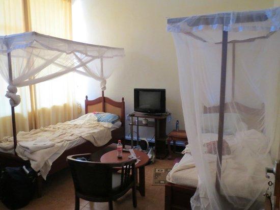 Stella Maris Lodge : Double room