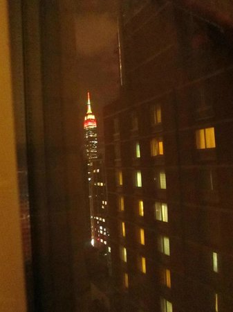 Distrikt Hotel: they delivered on a room with a view!