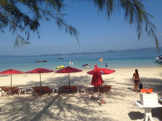 Phuket At Andaman - Day Tours: The last stop where we swam.