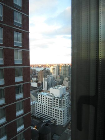 Distrikt Hotel New York City: view from our window