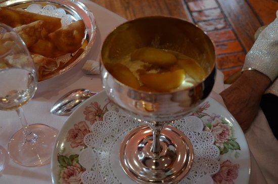 Restaurant Pierre Orsi: une grande coupe !!!!