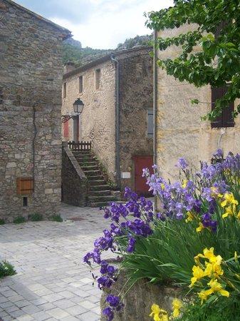 Cirque de Navacelles : village