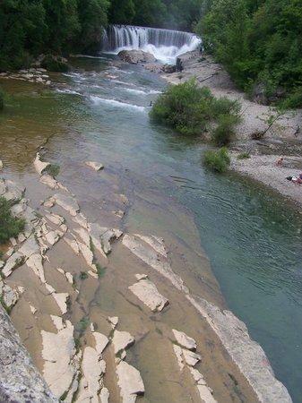 Cirque de Navacelles : eau