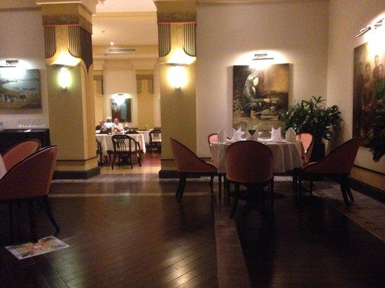 Le Parfum: Interno del ristorante