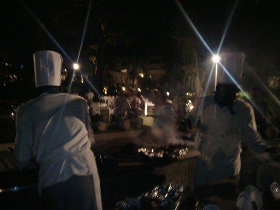Ocean Village Club: African night