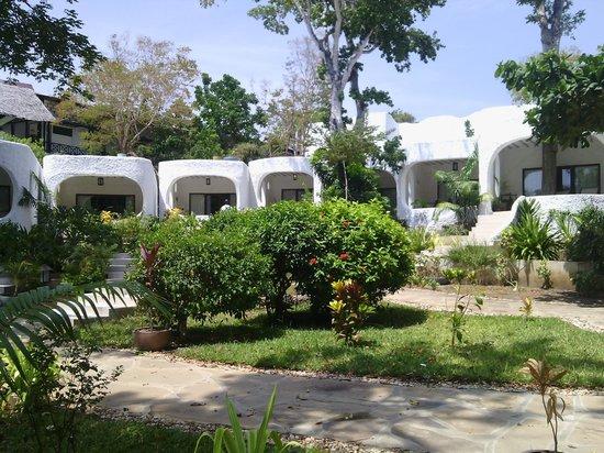 Ocean Village Club: Room front view