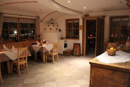 Agriturismo Soleseid: sala ristorante_foto2