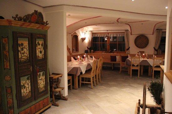 Agriturismo Soleseid: sala ristorante_foto1