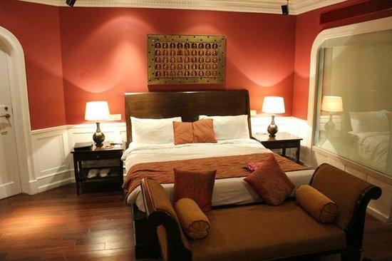 Vivanta by Taj - Fort Aguada, Goa: Room - Bed