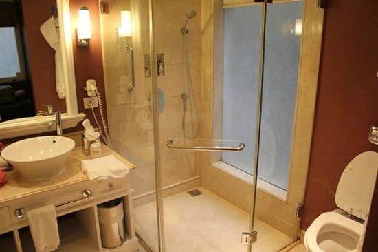 Vivanta by Taj - Fort Aguada, Goa: Bathroom - Shower Cubicle