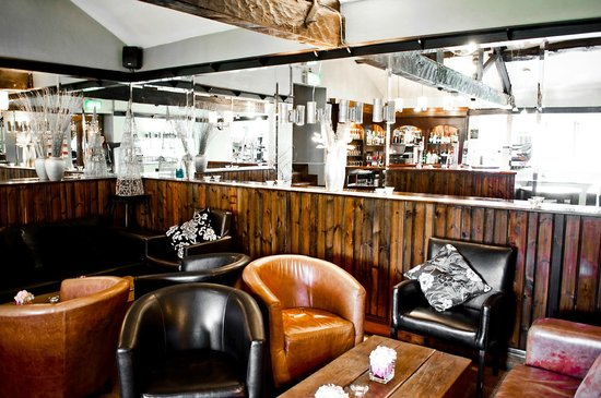 The Malthouse: Function Bar Area