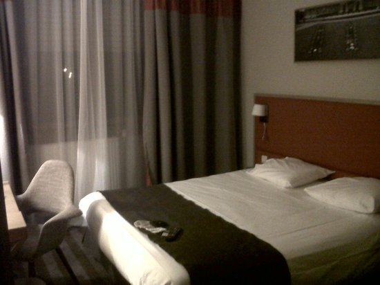Best Western Hotel De France : Room Strasbourg