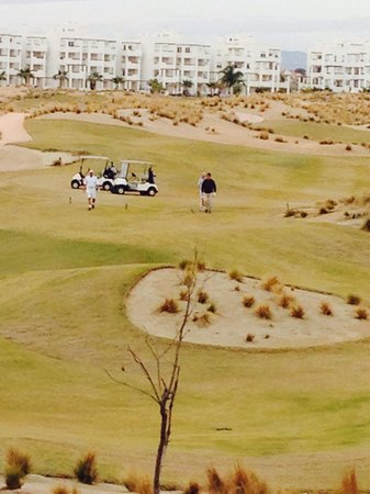 Coming Home - Las Terrazas de la Torre: Golf views