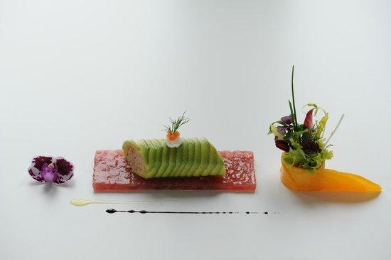 Bubikon, Швейцария: Gourmet-Küche