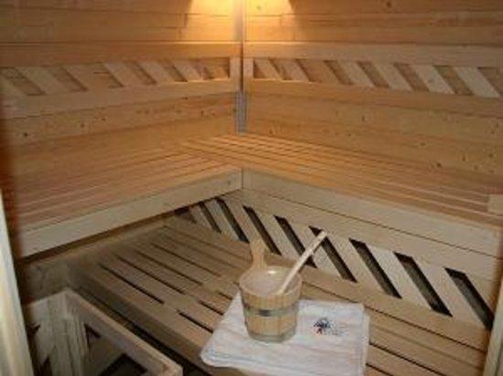Cairn Lodge : Sauna