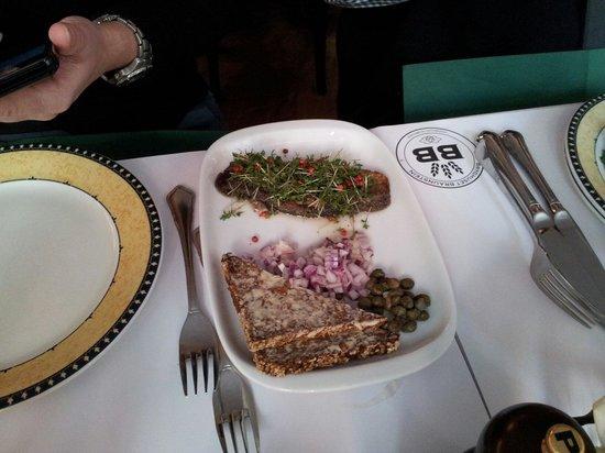 Told&Snaps : Tipico piatto danese
