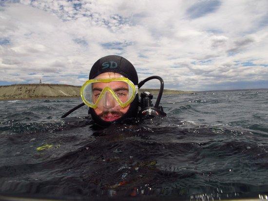 Scuba Duba: first dive