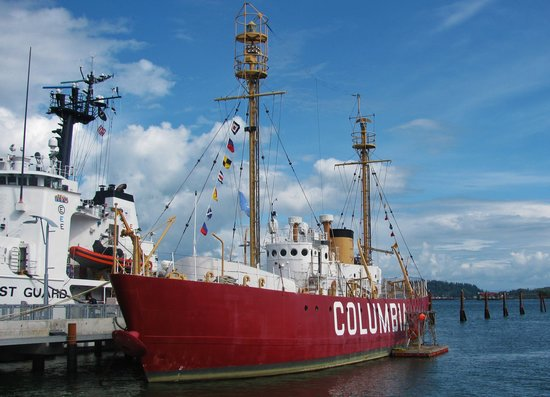 Columbia River Maritime Museum: Maritime Museum