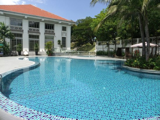 Hotel Fort Canning: Hotel pool