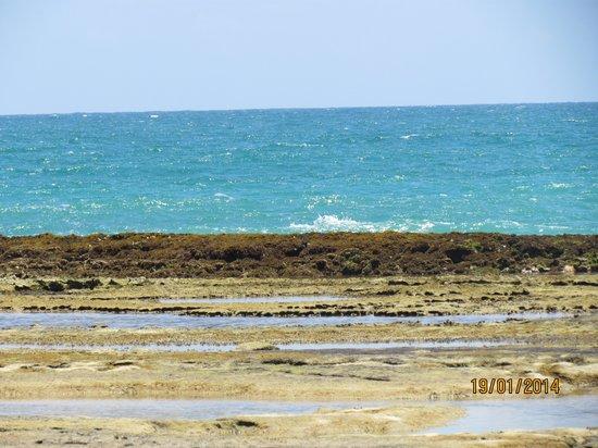 Summerville Beach Resort: paisagem linda mas as crianças não podem nadar