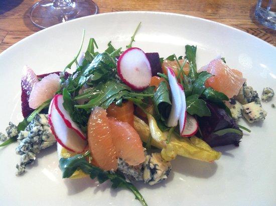 Bistro Vivant: Beet Salad