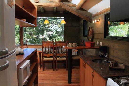 Altos del Alma: Cocina ¨De la Vertiente¨