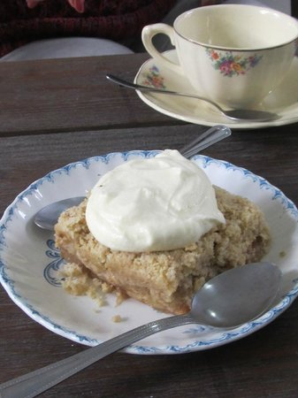 Moscato Cafe: Deliciosos postres