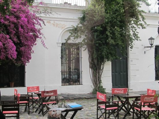 Moscato Cafe: Exterior