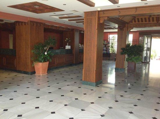 ILUNION Hacienda del Sol : Reception