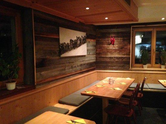 Restaurant Maximilian: The back of the restaurant