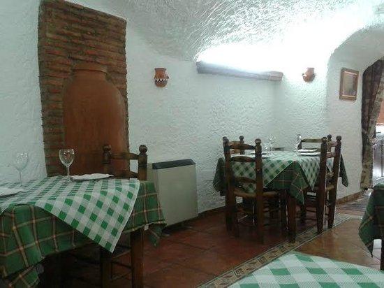 Braseria La Tinaja: Restaurante