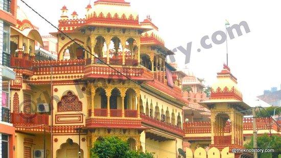 Umaid Bhawan Heritage House Hotel : Hotel Umaid Bhawan - The View