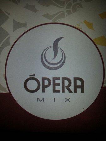 Tatuí, SP: Restaurante Ópera Mix