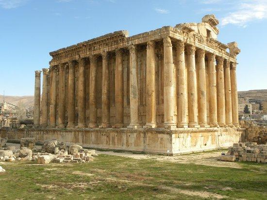 Temples de Baalbek : very impressive architecture