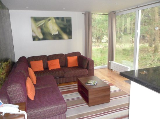 Center Parcs Longleat Forest: living space